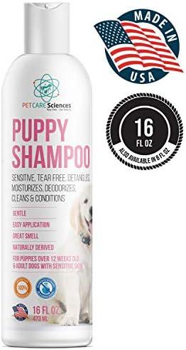 PET CARE Sciences Puppy Shampoo product image