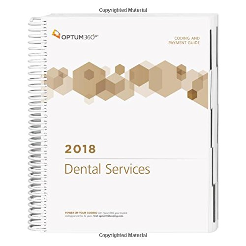 Coding and Payment Guide for Dental Services 2018