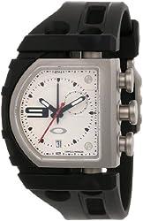 Oakley Men's 26-301 Swiss Quartz Stainless Steel Watch