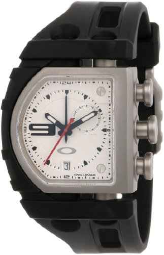 Oakley Men's 26-301 Swiss Quartz Stainless Steel Watch
