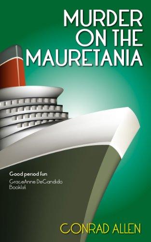 Murder on the Mauretania (Dillman and Masefield Book 2)