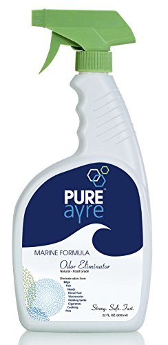 Pure Ayre Odor Eliminator Marine Formula Spray, 22 oz -