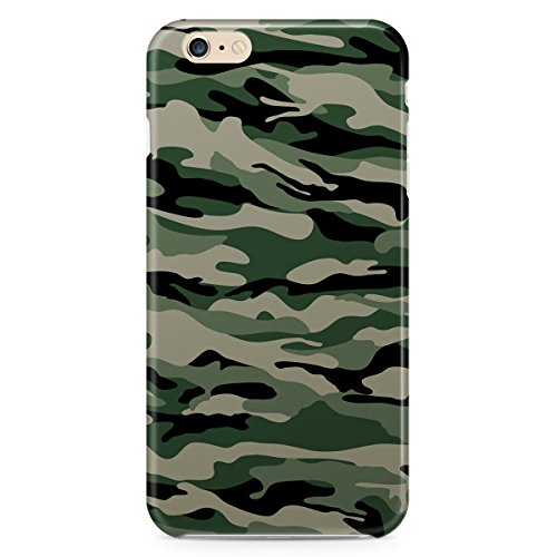 Phone Case For Apple iPhone 5C - Military Camouflage Protective Cover