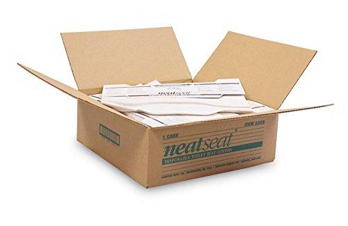 NeatSeat: Half Case (125 seat covers per pad, 20 pads per box)