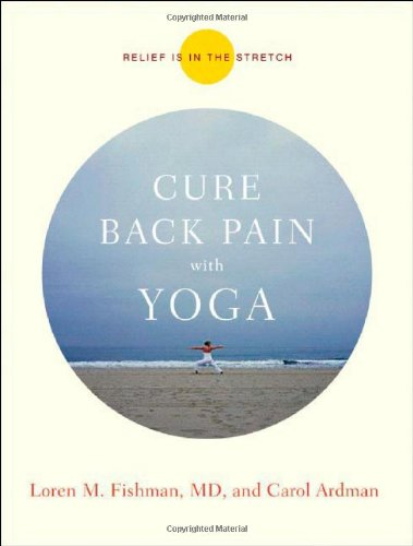 Cure Back Pain with Yoga