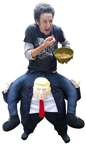 CarryMee Trump The Original President Donald Trump Piggyback Costume