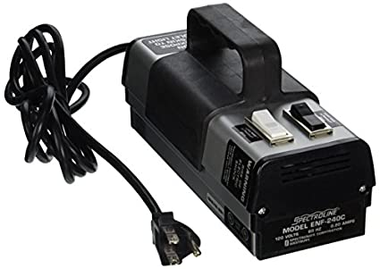 Spectronics ENF-240C Handheld UV Lamp 365nm/254nm 4W Tubes and ...