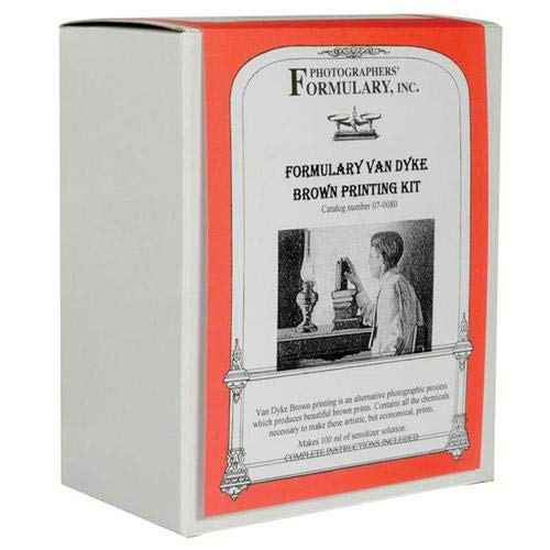 Photographers' Formulary 07-0080 Van Dyke Printing Kit by Photographers' Formulary