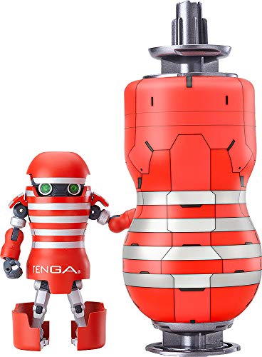 Good Smile Company G93883 Tenga Robot with Mega Beam Articulated Figure Set (Best Tenga Flip Hole)