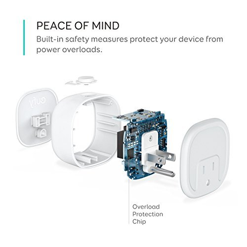 [Energy Monitoring] eufy Smart Plug by Anker, No Hub Required, Works With Amazon Alexa and the Google Assistant, Wi-Fi Enabled, White, Set Schedules, Countdown Timer, Control Remotely, Away Mode by eufy (Image #5)