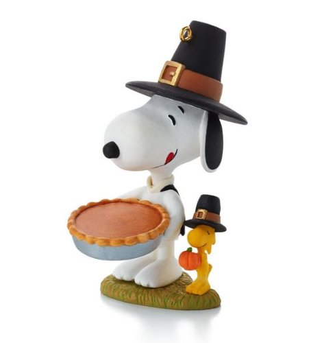 Giving Thanks #4 Series 2013 Hallmark Ornament -