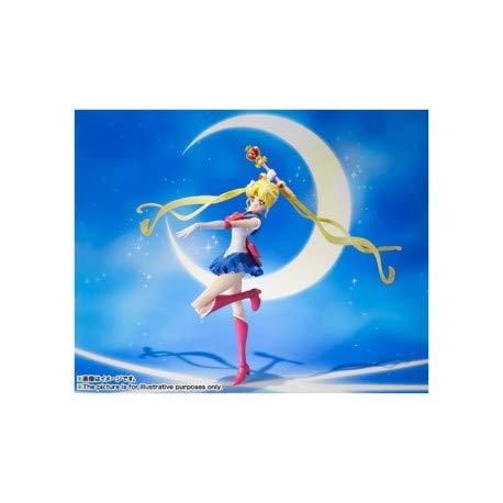 Bandai Tamashii Nations Sailor Moon Pretty Guardian Sailor Moon Action Figure