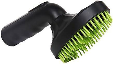 Cepillo aspirador masajeador 32mm para pelo y acaros de mascotas adaptable a tubo aspiradora giratorio 360 pelo limpio, suave y sin enredos de OPEN BUY: Amazon.es: Deportes y aire libre