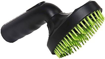 Cepillo aspirador masajeador 32mm para pelo y acaros de mascotas ...