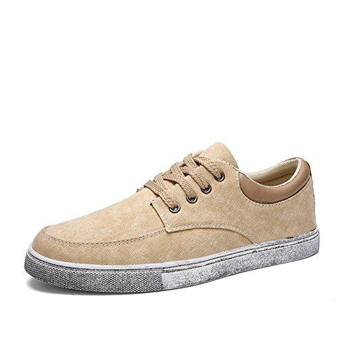 Zapatos de moda de verano/Zapatillas casuales vintage/Zapatos de los hombres salvajes C