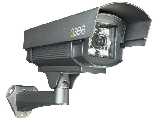Q-See QD6506BH Extreme Weather Low Temperature Camera (Weather Resistant Ccd Bullet Camera)