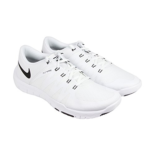 665249804e67a Galleon - Nike Men s Free Trainer 5.0 V6 Tb White Black Cool Grey  Ankle-High Synthetic Running Shoe - 15M