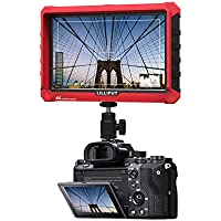 "LILLIPUT Professional A7s 7"" 1920X1200 4K HDMI Input/Output Video Assist On-Camera Monitor by VIVITEQ"
