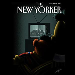 The New Yorker, July 8th & 15th 2013: Part 2 (Jill Lepore, Jeffrey Bartholet, Nicholson Baker) Periodical