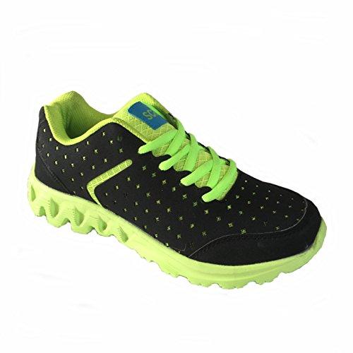Scandi Schuhe scandi damen sportschuhe sneaker freizeit schuhe größe 3641 neu grün