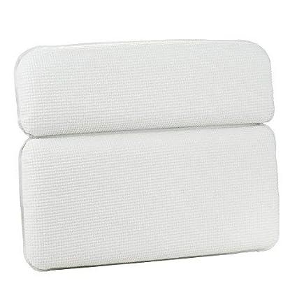HALOViE Bath Pillow Non Slip Spa Bathtub Pillow with Suction Cups - Improve Your Quality of Life Through A Comfortable Bath