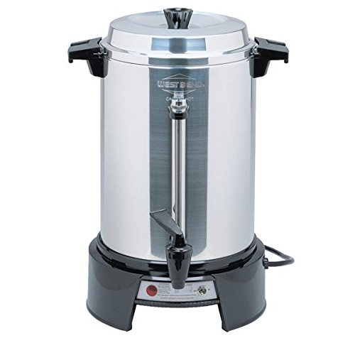 West Bend Commercial Coffee Maker (25 to 55 Cup Coffeemaker)