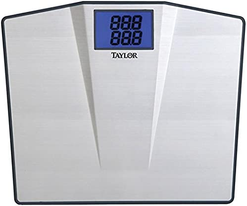 Taylor Precision Products Electronic SuperBrite Bath Scale,No 98564012