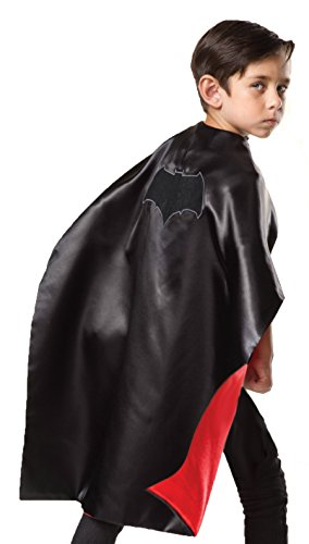Batman v Superman: Dawn of Justice 2-in-1 Reversible Cape Costume]()