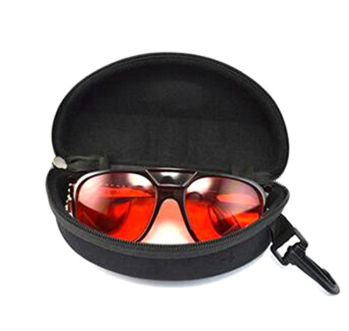 190nm-550nm Protective Safety Glasses Laser Eye Goggles for Green Blue Violet - Round Safety Goggles