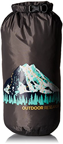 Outdoor Research Graphic Dry Sack 15L Rainier Bag, Pewter, 1size