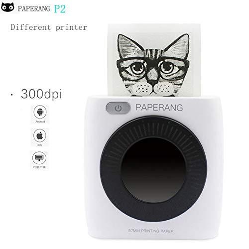 Arthur Mini Impresora Bluetooth - Impresora móvil ...