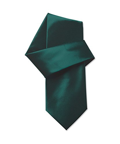 100 Plain STC Machine One 2479GN Alexandra R Green Washable Bottle Size Tie Polyester w0RXndq