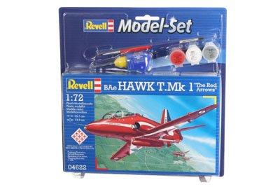Revell Red Arrows Hawk Model Set (Hawk Red Arrows)