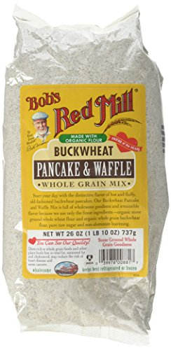 Price comparison product image Bobs Red Mill Buckwheat Pancake and Waffle Flour, 26 oz
