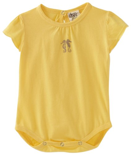 Itsus Baby-Girls Newborn Bodysuit