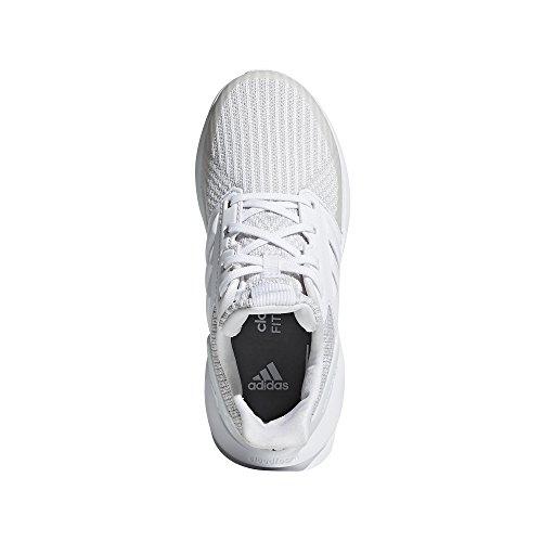 Adidas rapidarun Knit C–Laufschuhe, Kinder grau