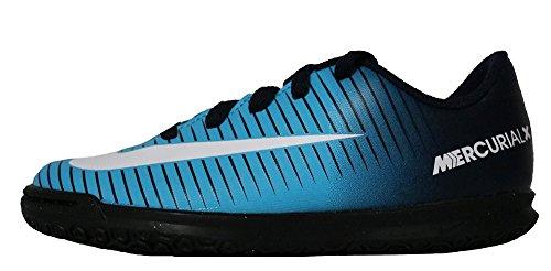 Nike Jr MercurialX Vortex III IC Kinder Fußballschuhe Hallenschuhe