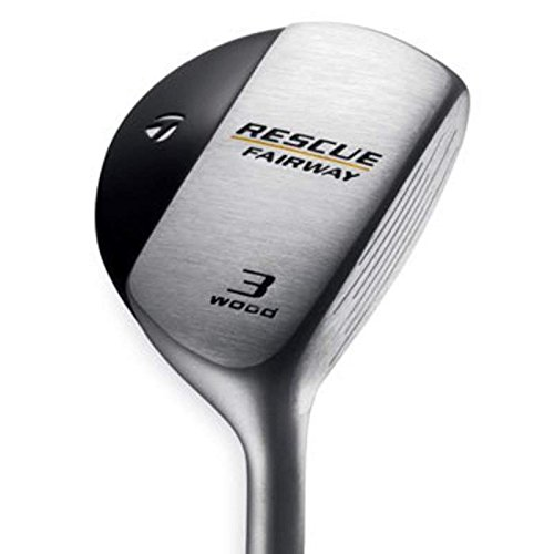 TaylorMade Rescue Fairway Fairway Wood 5 Wood 5W TM M.A.S.2 55 Graphite Regular Right Handed 41.5 in