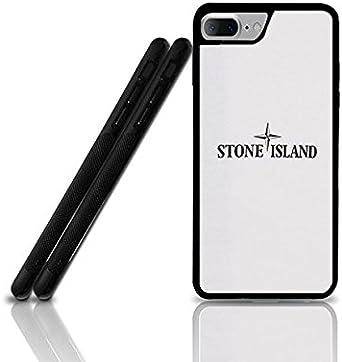 Apple Iphone 7 Plus (5.5 Inch) Rear Case [ Brand ] & Stone Island ...