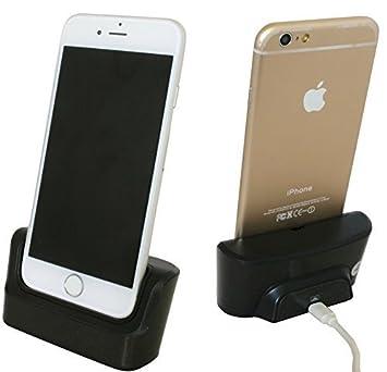 Estación Docking USB Estación de carga para iPhone 8/7 / 6s ...