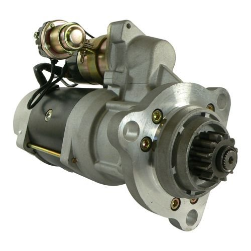DB Electrical SDR0471 Starter For Delco 39Mt Mercedes Benz Mbe4000 Engine Ddad13 Ddad15, 8200433 D8200433 3102919 6805 6811 6815 6821 6907 D61-6002-003 86054031 6821N 6907N 8300007 8300015 10461757 by DB Electrical