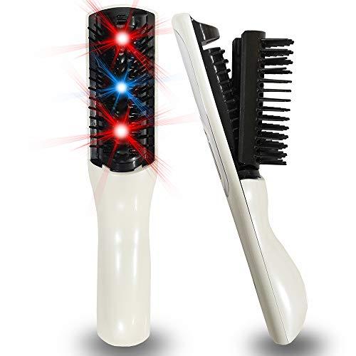 Electric Scalp Massager Comb Brush Anti Hair Loss Hair Growth Stress Relax Scalp Massage, Gift for Women/Men/Mother/Friends