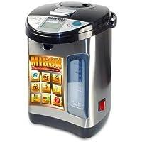 Migon - Hervidor de agua con dispensador e interruptor, 4 L