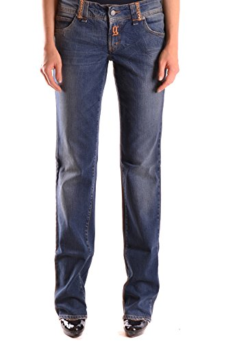 Femme Galliano MCBI130056O Jeans Coton Bleu wXZOZ8q