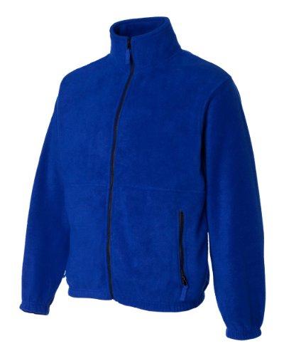 Royal Blue Fleece - 4