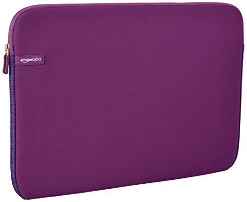 AmazonBasics 17.3-Inch Laptop Sleeve - Purple