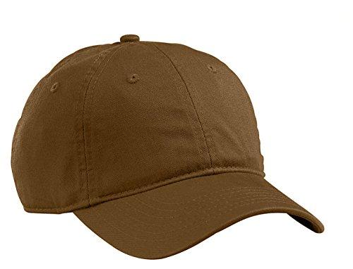 100% ORGN CTN 8OZ TWILL CAP (LEGACY BROWN) (OS) ()