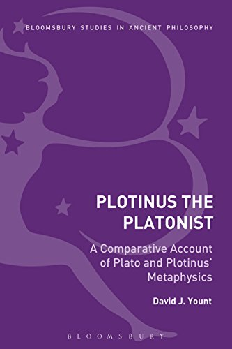 Download Plotinus the Platonist: A Comparative Account of Plato and Plotinus' Metaphysics (Bloomsbury Studies in Ancient Philosophy) Pdf