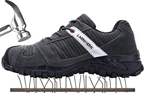 19f5a31b7c1a Jual LARNMERN Work Shoes for Men