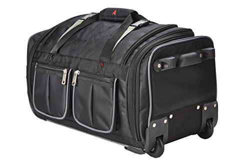 athalon-luggage-22-inch-15-pocket-duffel-bag-black